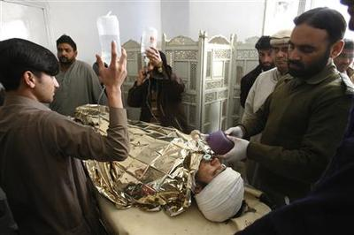 Three more polio workers shot in Pakistan; eight dead...