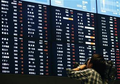 World shares slip as fiscal talks sour