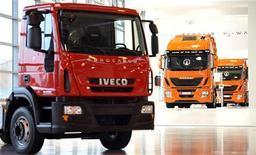 Veicoli commerciali Iveco. REUTERS/Giorgio Perottino