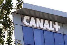 Le Conseil d'Etat a annoncé vendredi avoir rejeté un recours de Canal+ réclamant l'annulation d'une décision rendue en juillet par l'Autorité de la concurrence sur la fusion de son bouquet CanalSatellite avec le concurrent TPS. /Photo d'archives/REUTERS/Charles Platiau