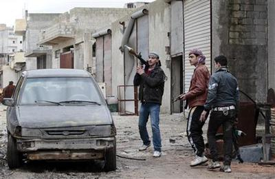 Syrian rebels say will target Aleppo airport