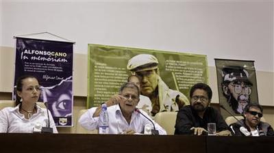 Colombian peace talks said to advance amid many...
