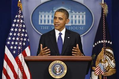 Obama tries to rescue fiscal talks for post-Christmas...