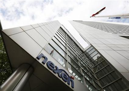 The Nexen building is seen in downtown Calgary, Alberta, July 23, 2012. In September 2012, two months after China's state-owned CNOOC Ltd made an unexpected $15.1 billion bid for Canadian energy company Nexen Inc, Canada's spy agency told ministers that takeovers by Chinese companies may threaten national security. REUTERS/Todd Korol/Files