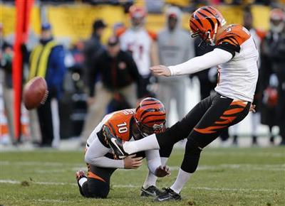 Bengals and Colts claim playoff berths