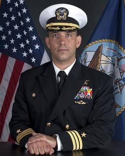 Commander Job Price, 42, of Pottstown, Pennsylvania, shown in this Naval Special Warfare Group TWO handout photograph, died of a non-combat related injury in central Afghanistan's Uruzgan Province, the Pentagon said in a statement. REUTERS/U.S. Navy/Handout