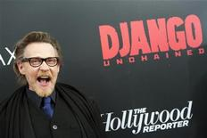 Actor Dennis Christopher attends the 'Django Unchained' premiere in New York December 11, 2012. REUTERS/Andrew Kelly