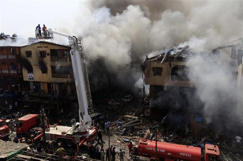Explosion in Nigeria