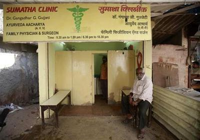 Private equity pours money into India healthcare
