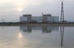 EDF ainda não disse quando reator será religado e quais os motivos para o desligamento. 05/09/2012 REUTERS/Vincent Kessler