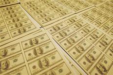 Tesouro norte-americano anunciou medidas para adiar data em que governo vai superar autoridade legal de empréstimo. 19/12/2012 REUTERS/Enrique Castro-Mendivil