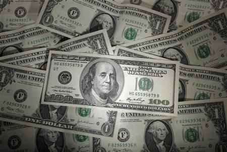 U.S. dollar trades above 86 yen, first time since August 2010