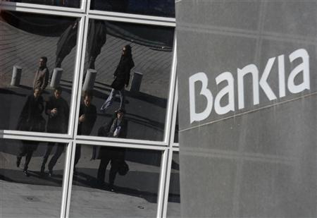 Long-suffering Bankia shareholders set for more losses