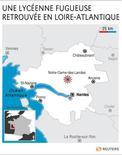 UNE LYCÉENNE FUGUEUSE RETROUVÉE EN LOIRE-ATLANTIQUE