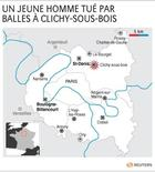 UN JEUNE HOMME TUÉ PAR BALLES À CLICHY-SOUS-BOIS