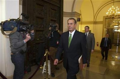 "Analysis: ""Fiscal cliff"" deal called a dud on deficit front"