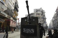 Siria, Onu: oltre 60.000 morti nel conflitto. REUTERS/Muzaffar Salman