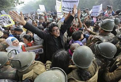 Analysis: Young, urban Indians find political voice...