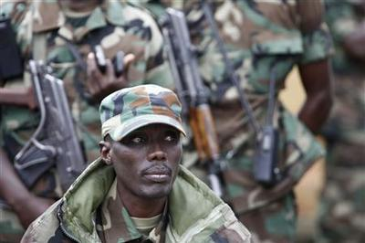 Congo rebels demand government sign ceasefire for...