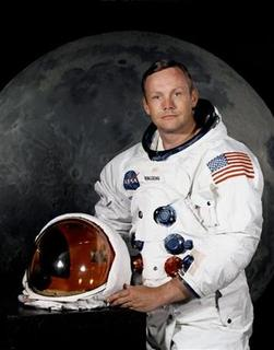 U.S. astronaut Neil A. Armstrong, commander of the Apollo 11 Lunar Landing mission, is pictured in this undated handout photograph obtained on September 13, 2012. REUTERS/NASA/Handout