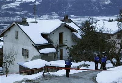 Three women die as gunman opens fire in Swiss village