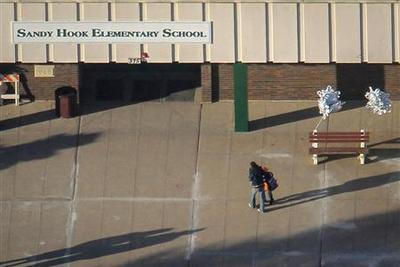 New Sandy Hook school opens after attack