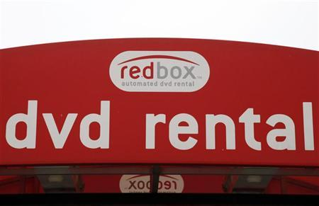 A Redbox automated DVD rental kiosk is seen in Golden, Colorado September 16, 2009. REUTERS/Rick Wilking