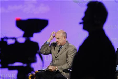 David Sokol listens to a question during the Fortune Brainstorm Green conference in Dana Point, California April 13, 2010. REUTERS/Mario Anzuoni/Files