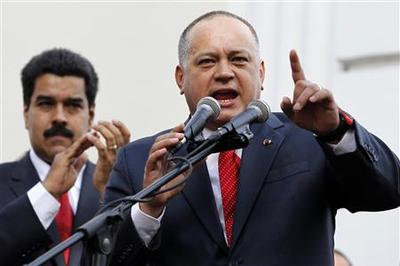 Venezuela lawmakers elect Chavez ally as Assembly...
