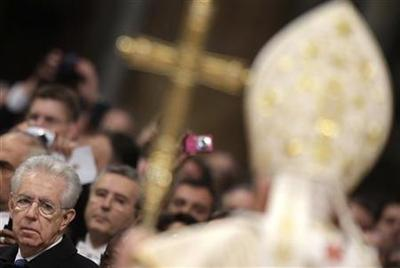 Pope says Church must stand firm against ''intolerant...