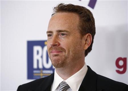 NBC Entertainment Chairman Robert Greenblatt arrives at the 22nd annual Gay and Lesbian Alliance Against Defamation (GLAAD) Media Awards in Los Angeles, Los Angeles,California April 10, 2011. Greenblatt received GLAAD's Robert F. Kolzak Award at the awards show. REUTERS/Fred Prouser