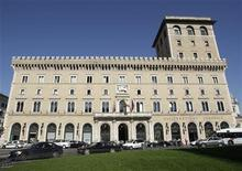 A view of Generali headquarters in Rome April 6, 2011. REUTERS/Remo Casilli (ITALY - Tags: BUSINESS)