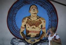 Governo venezuelano diz que estado de saúde do presidente Hugo Chávez não teve alteração nos últimos dias. 07/01/2013 REUTERS/Jorge Silva