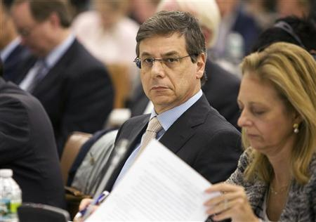 Israel's Deputy Foreign Minister Danny Ayalon attends a meeting of the Ad Hoc Liaison Committee, the donor support group for the Palestine, at the United Nations in New York September 18, 2011. REUTERS/Allison Joyce
