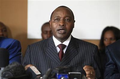 Congo rebels declare ceasefire before peace talks