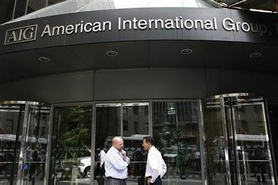 AIG may join bailout lawsuit against U.S. government