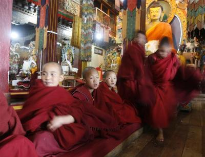 Life of Monks