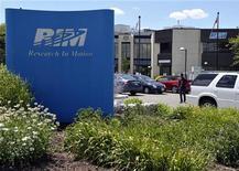 Liderança da RIM no segmento corporativo é o novo alvo dos investimentos da Samsung Eletronics. 10/07/2012 REUTERS/ Mike Cassese