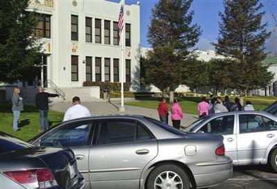 Gunman critically wounds student in California school