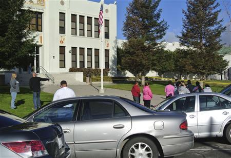 Gunman critically wounds student in California school