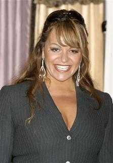 Singer Jenny Rivera attends a news conference announcing the nominees for the El Premio De La Gente (''Latin Music Fan Awards 2005'') at the Beverly Hills Hotel in Beverly Hills, California, August 3, 2005. REUTERS/Fred Prouser