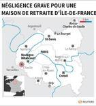 NÉGLIGENCE GRAVE POUR UNE MAISON DE RETRAITE D'ÎLE-DE-FRANCE