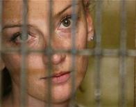 Le recours déposé par Florence Cassez, emprisonnée au Mexique pour complicité d'enlèvement, sera examiné le 23 janvier par la Cour suprême du Mexique. /Photo d'archives/REUTERS