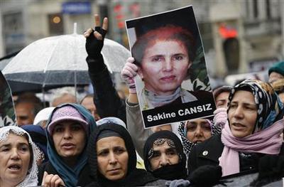 Slain Kurdish activist Cansiz leaves stamp on militant...