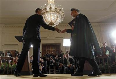 Obama, Karzai accelerate end of U.S. combat role in...