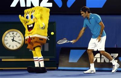 Rested Federer aims to go deep in Melbourne