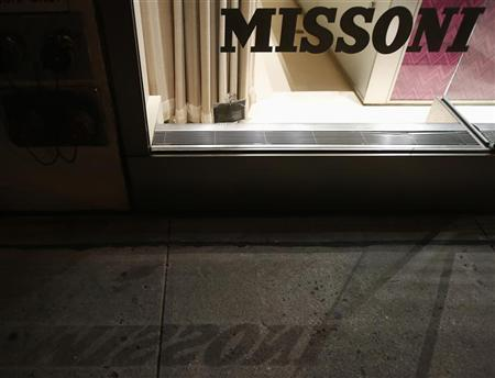 A Missoni store is seen on Madison Avenue in New York , January 7, 2013. REUTERS/Carlo Allegri