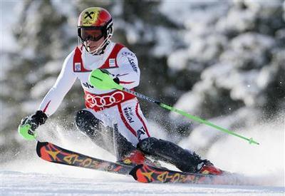 Alpine skiing: Extraordinary Hirscher wins in Adelbode...