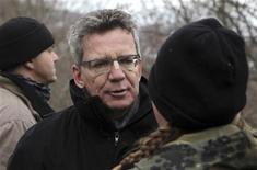 REUTERS/Hazir Reka (KOSOVO - Tags: POLITICS MILITARY)