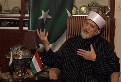 Pakistani cleric: catalyst for change or military...